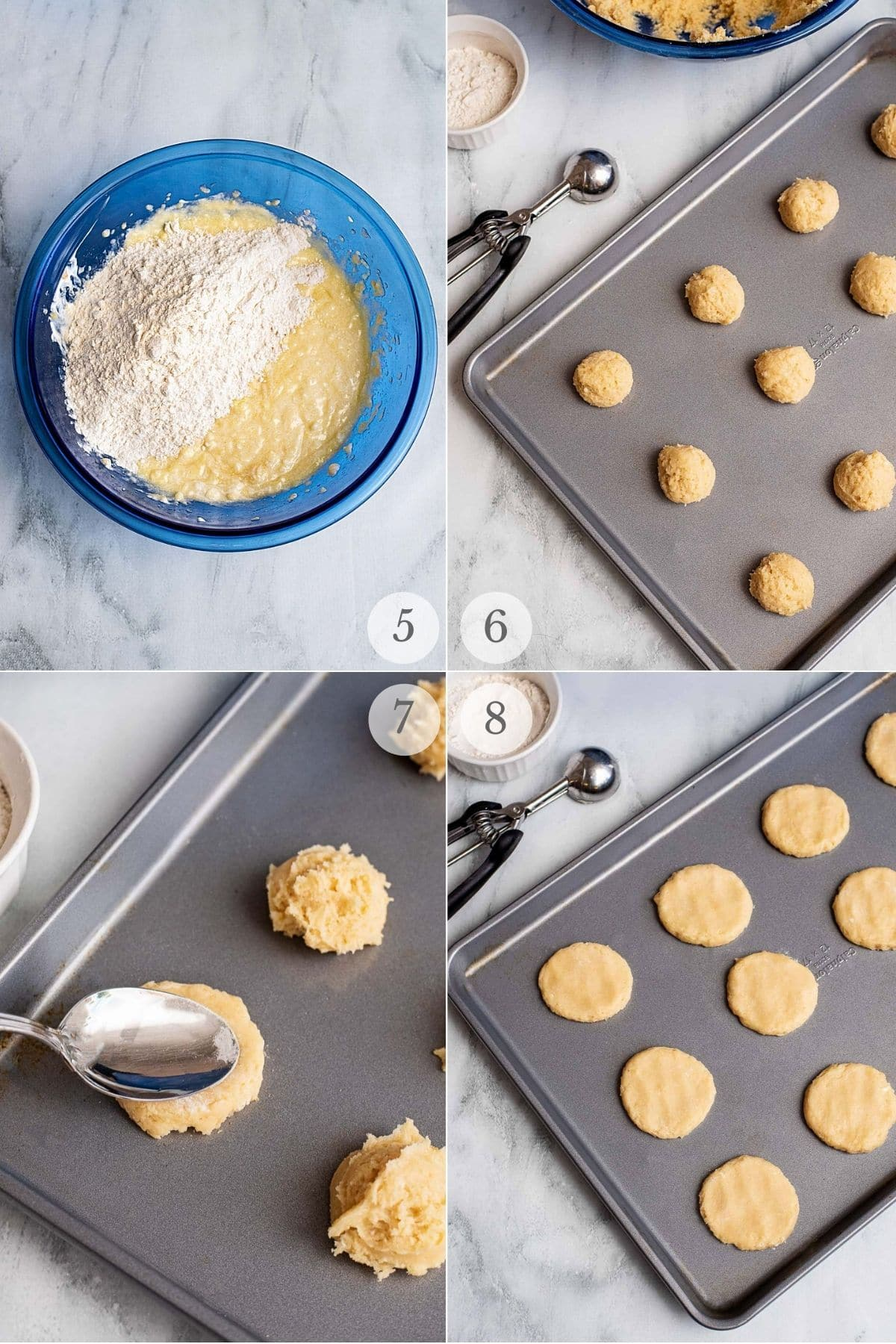 lofthouse cookies recipe steps 5-8