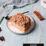 EASY COFFEE CAKE TITLE
