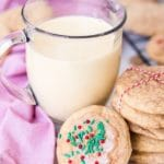 Eggnog Snickerdoodles – a Favorite Holiday Cookie Recipe