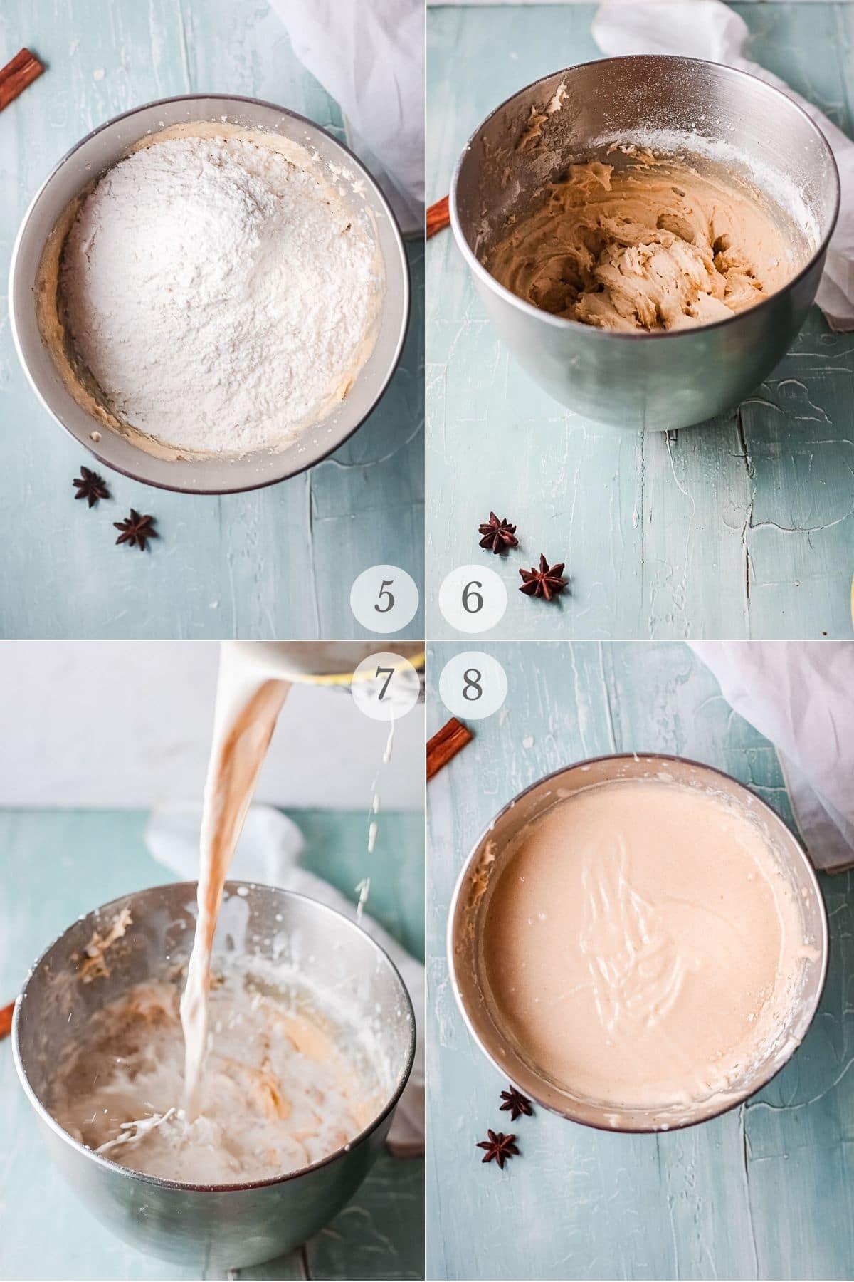 easy coffee cake recipes steps 5-8