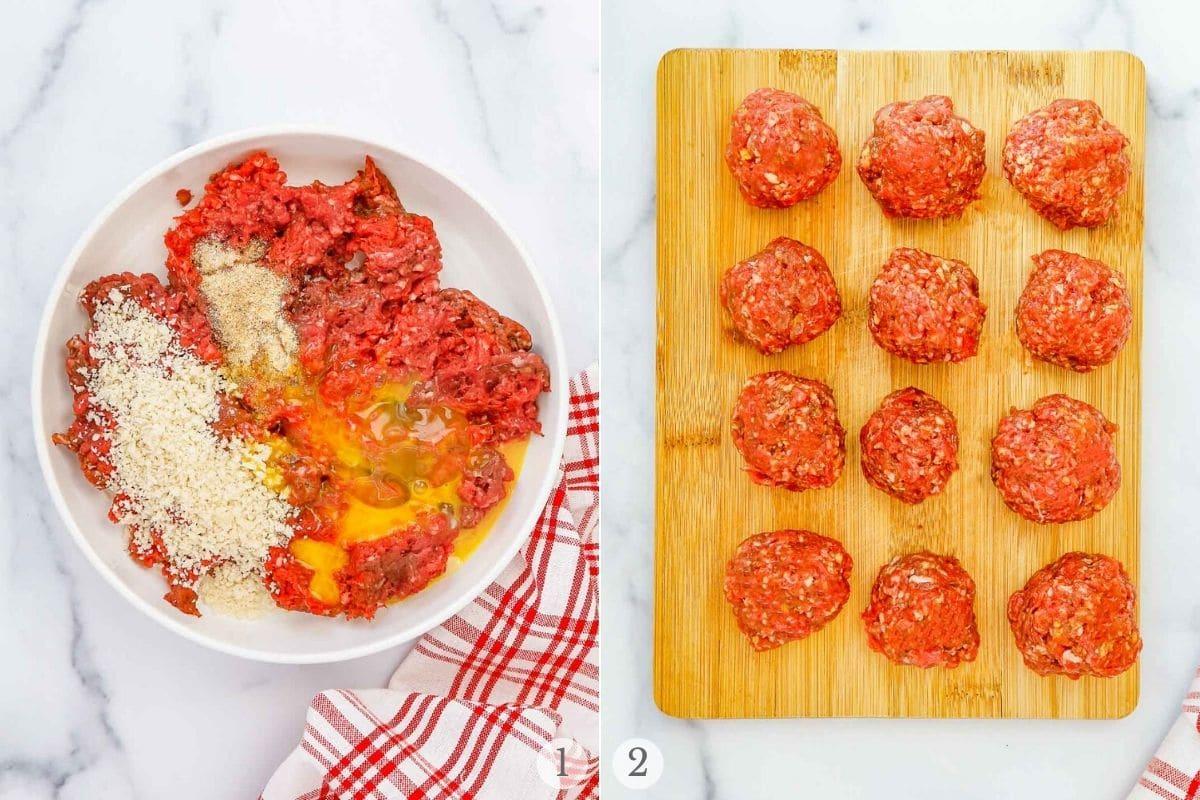 swedish meatballs recipes steps 1-2