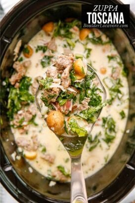 Zuppa Toscana title image