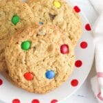 PEANUT BUTTER CHOCOLATE CHIP COOKIES TITLE