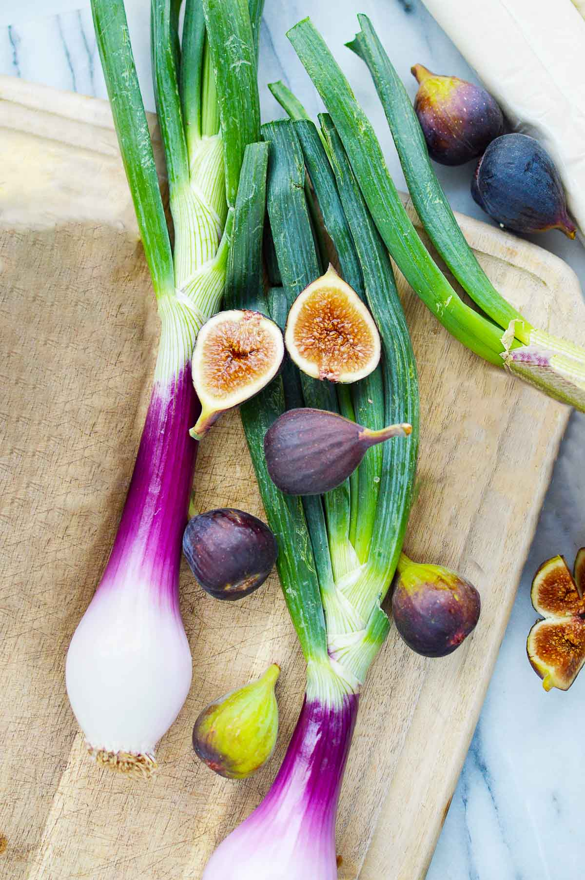 onions and figs