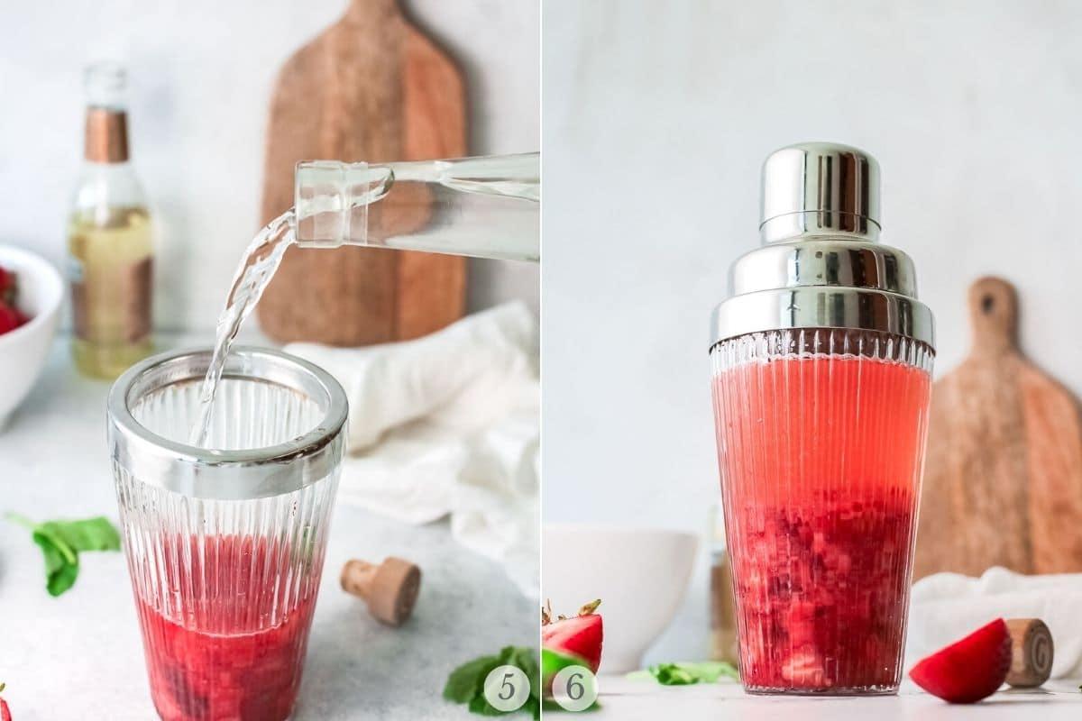 strawberry margarita recipe steps 5-6
