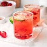 strawberry margaritas title
