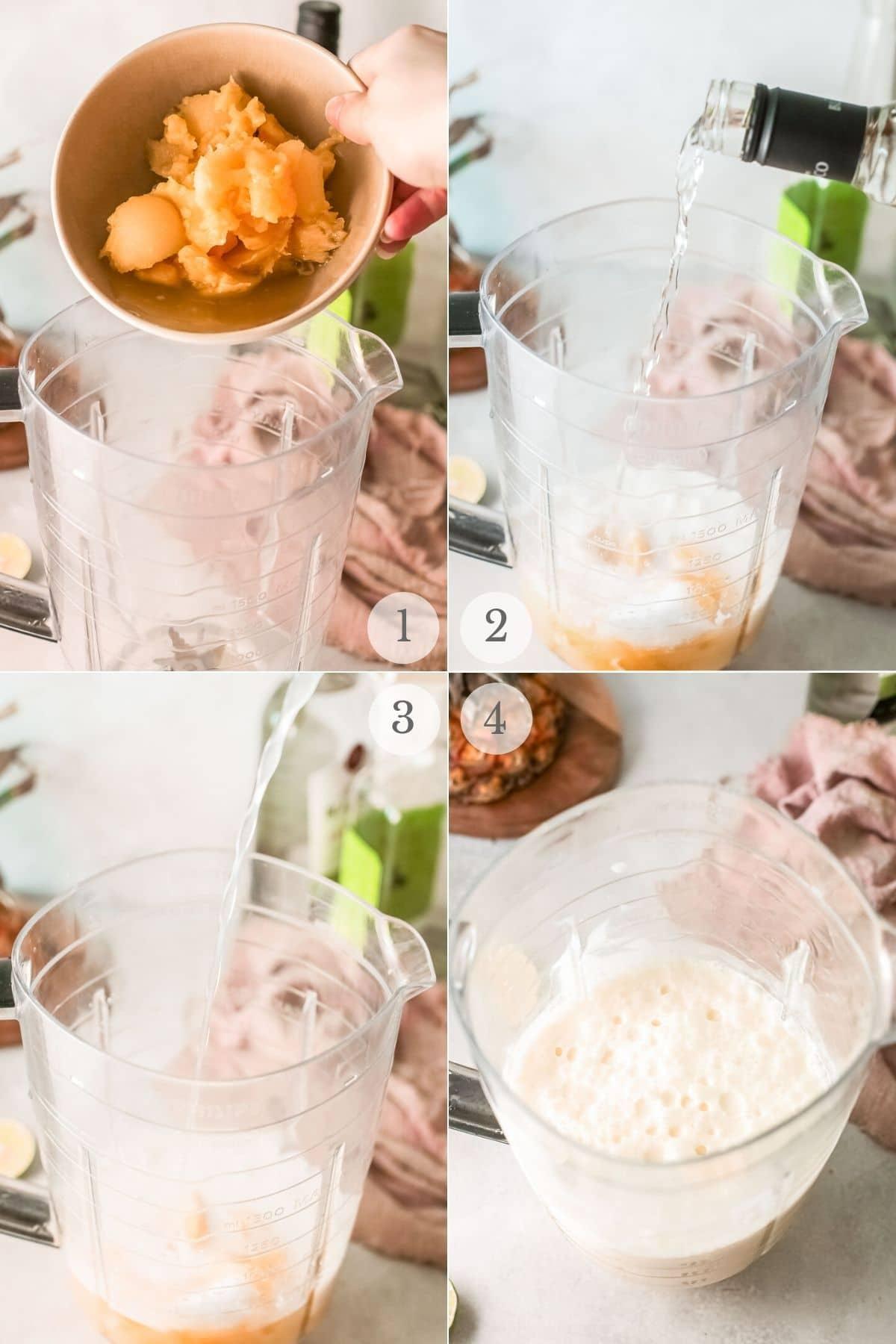 pina colada recipe steps