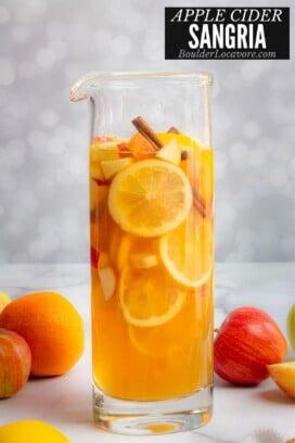 apple cider sangria title