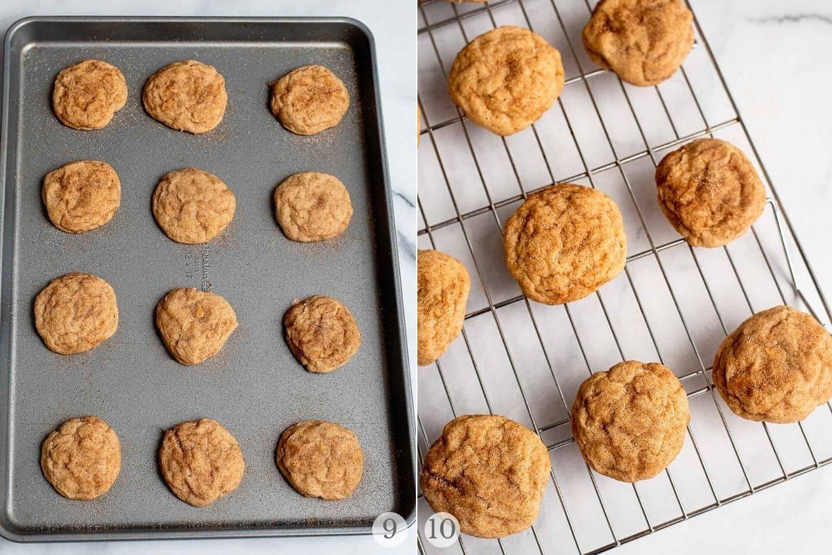apple cookies recipe steps 9-10