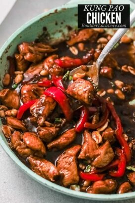 Kung Pao Chicken title