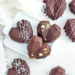 Peanut Butter Cups hearts title