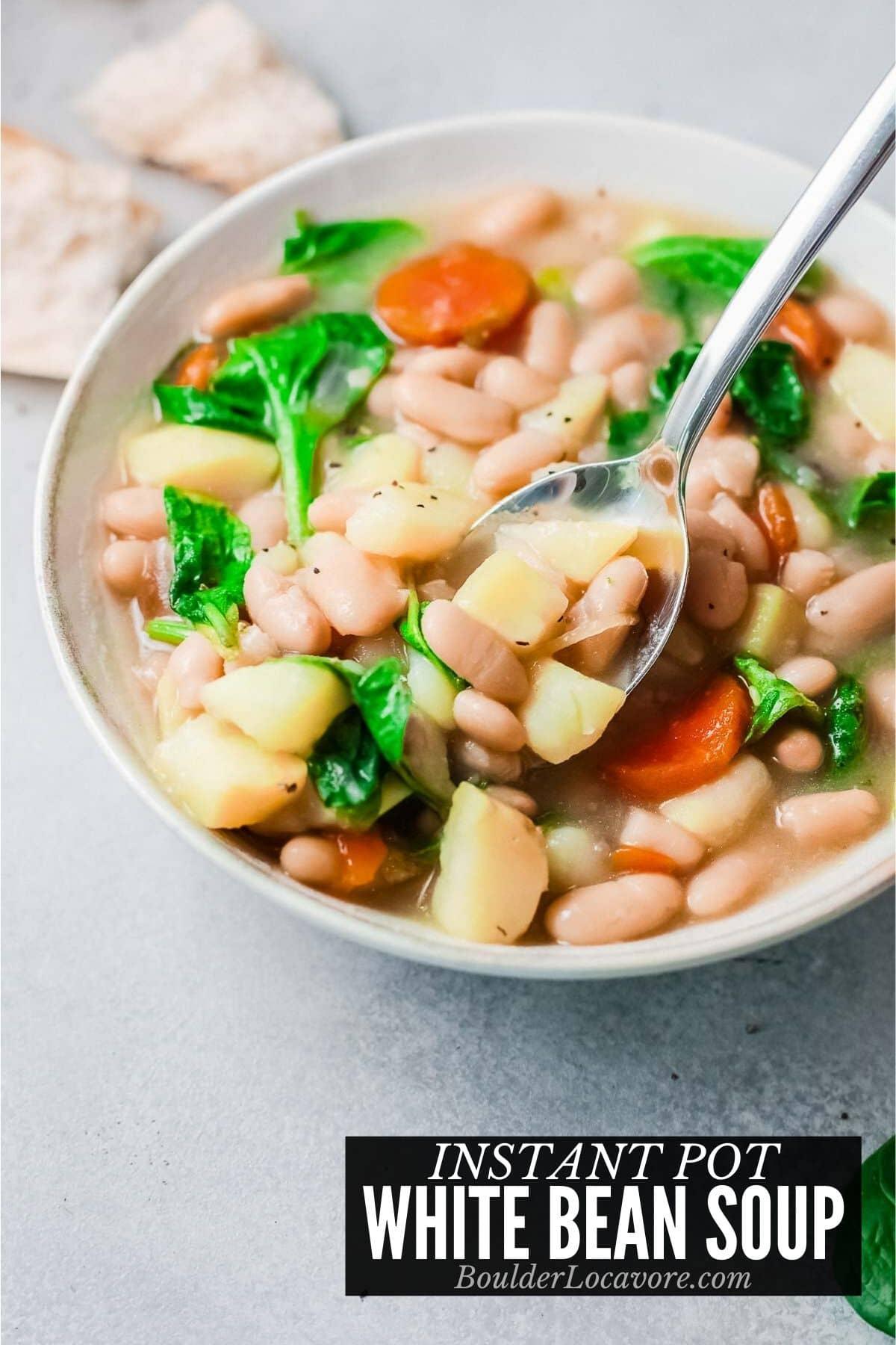 White Bean Soup title image