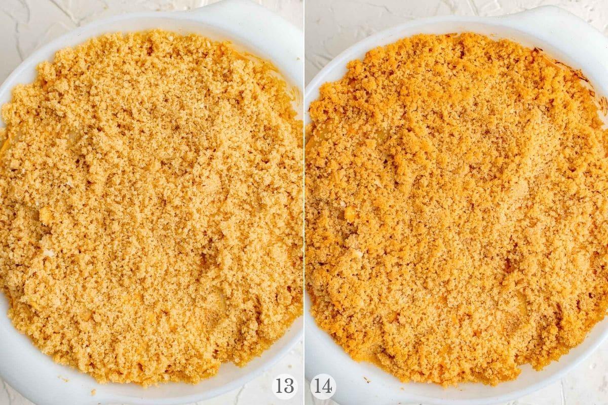 buffalo chicken pasta recipe steps 13-14
