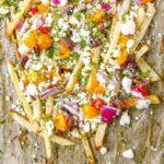 greek fries sq