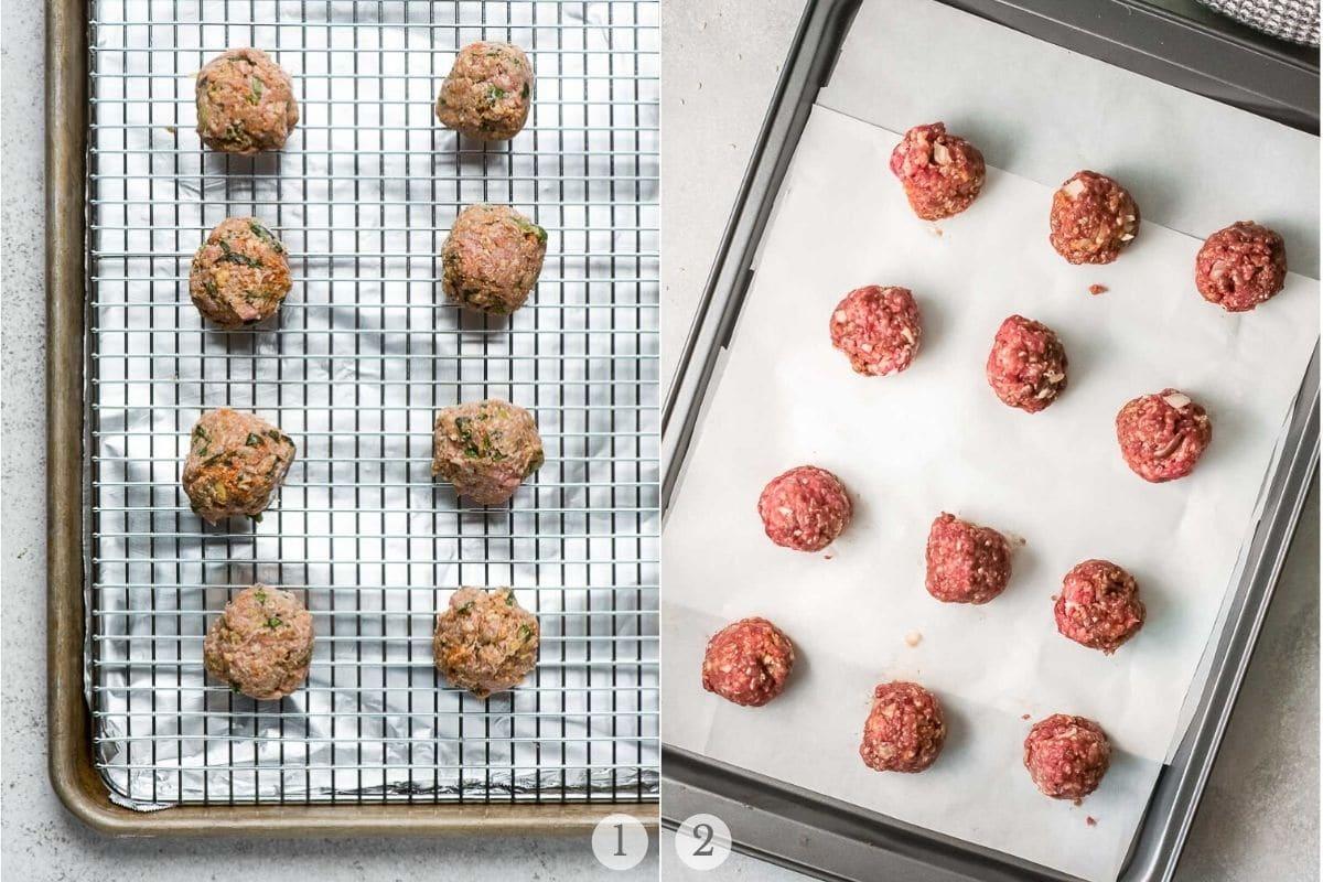 meatballs cooking methods