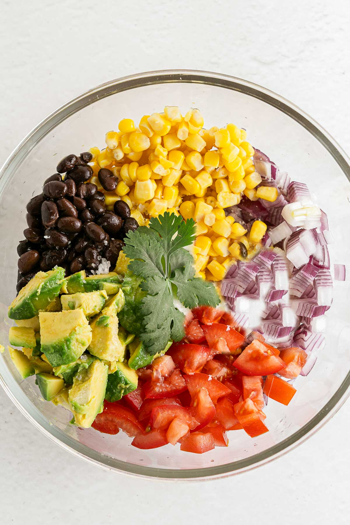 Mexican lettuce wraps ingredients