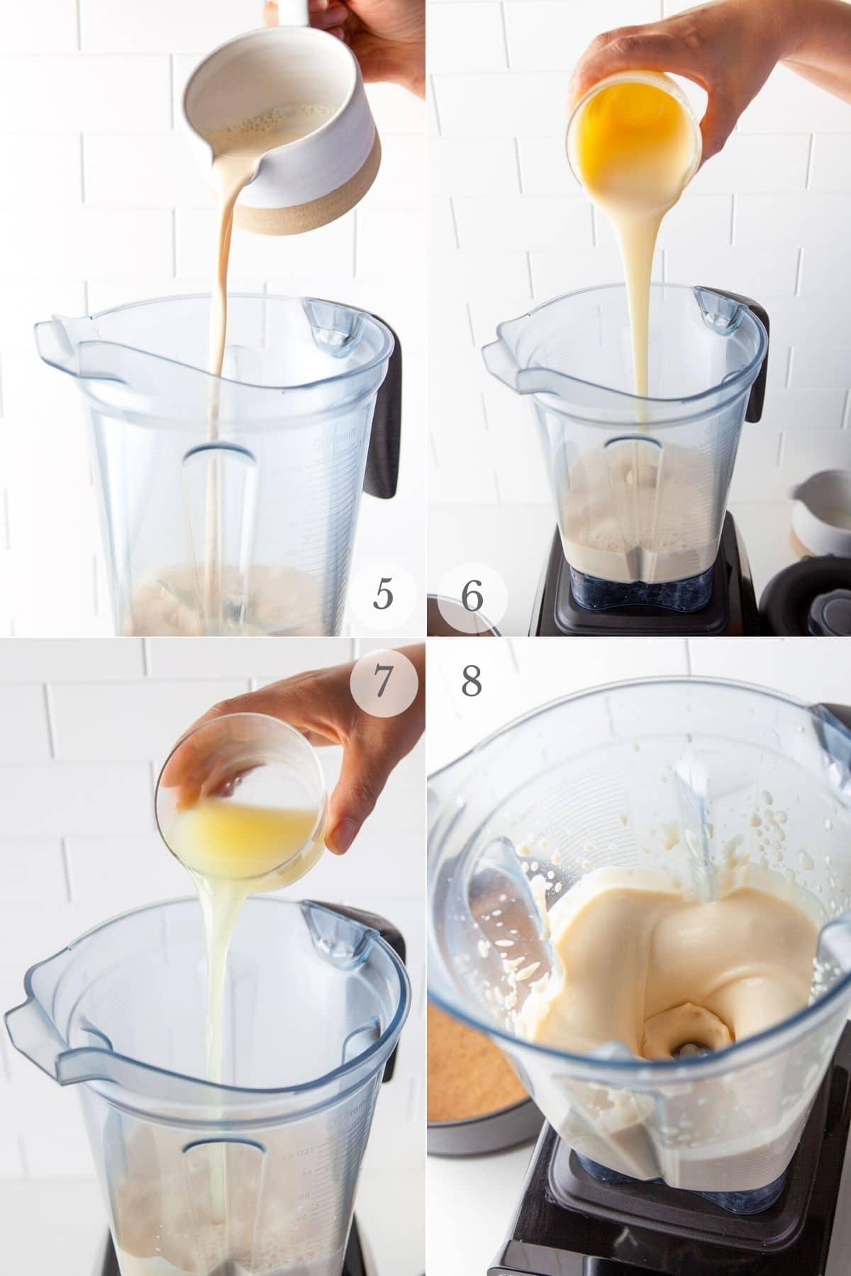 frozen key lime pie recipe steps 5-8