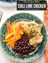 Chili Lime Chicken title image